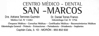 Verano 2019 Clinica Dental San Marcos